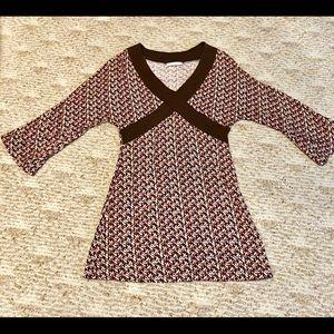 Promod Mini dress with slight bell sleeve
